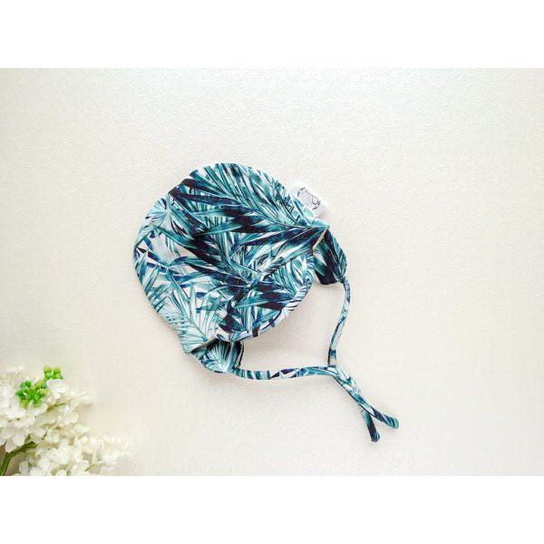 Poiste meriinovillane talvemüts nokaga