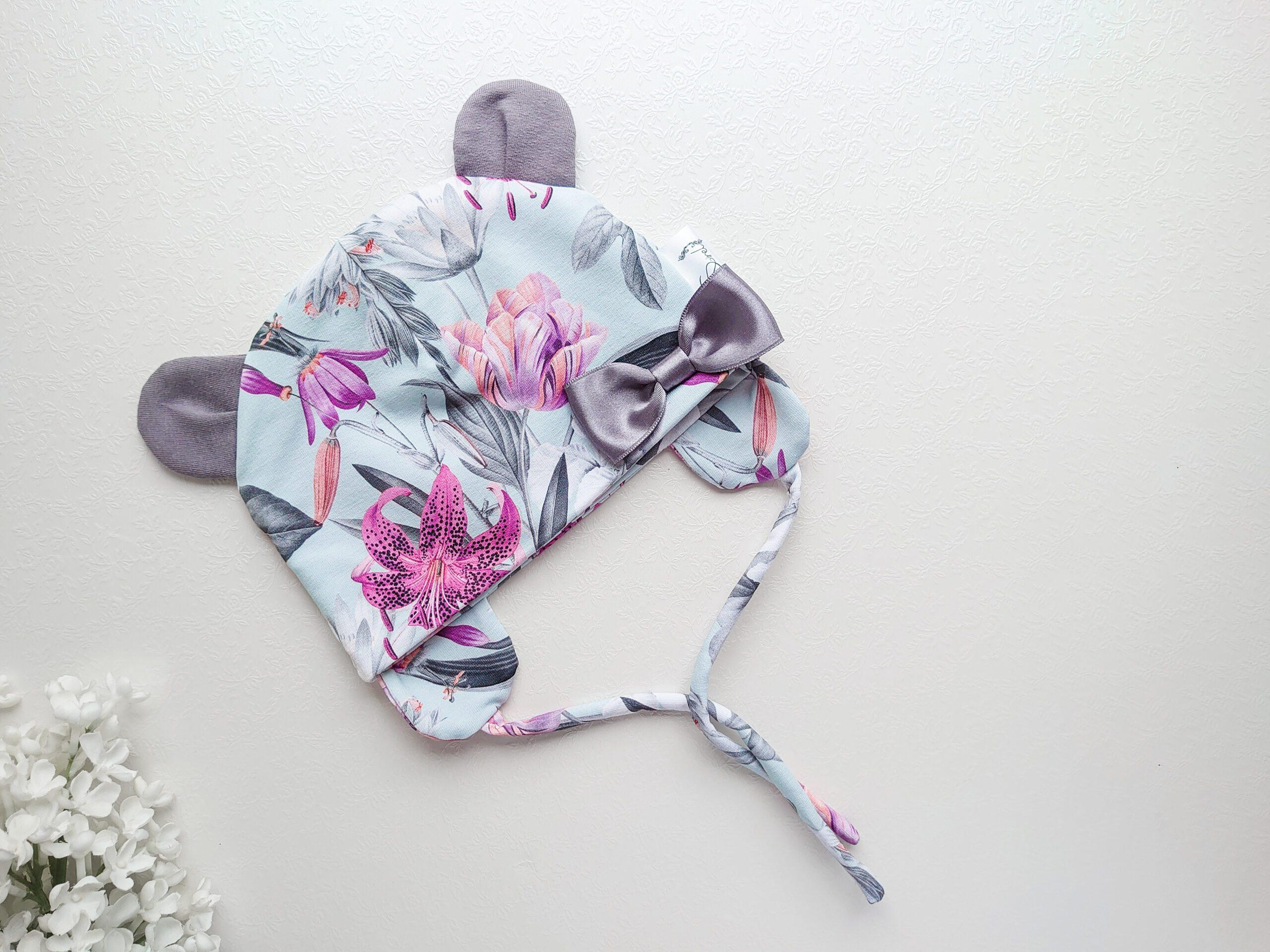 Tüdrukute kevadmüts / sügismüts